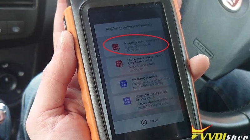 Xhorse Vvdi Key Tool Max Clone 2014 Fiat Doblo Key In 4 Mins (4)