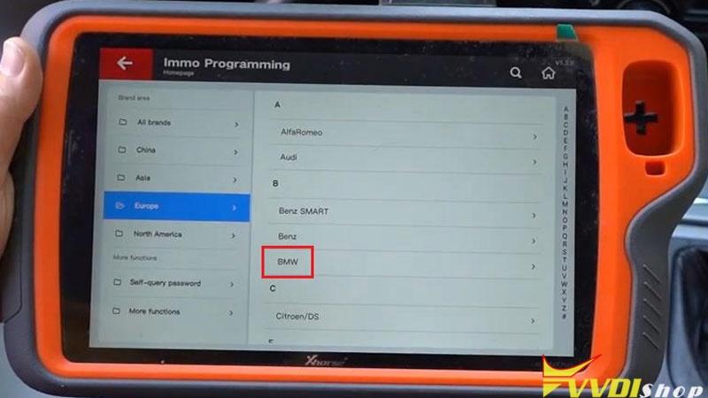 Xhorse Vvdi Key Tool Plus Adds Bmw 320d 2006 Remote In 2mins (3)