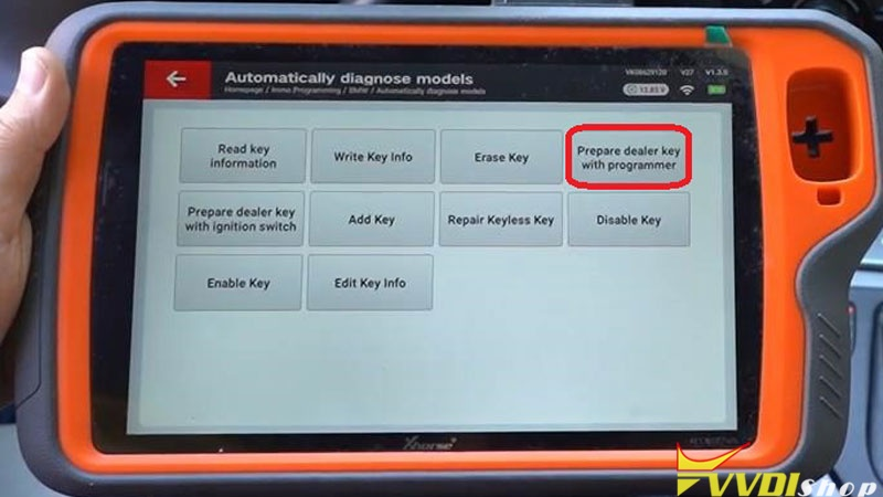 Xhorse Vvdi Key Tool Plus Adds Bmw 320d 2006 Remote In 2mins (7)