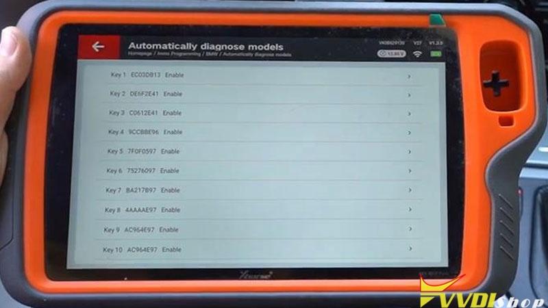 Xhorse Vvdi Key Tool Plus Adds Bmw 320d 2006 Remote In 2mins (8)