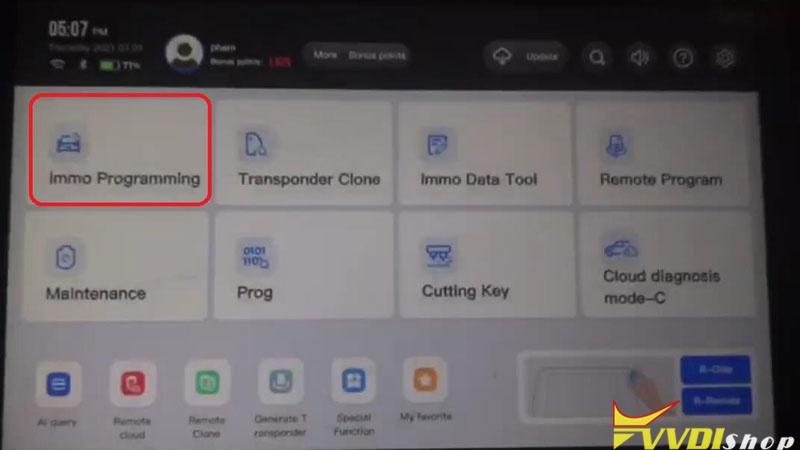 Xhorse Vvdi Key Tool Plus Adds Bmw 523i Cas4 1l15y Key Via Obd (1)