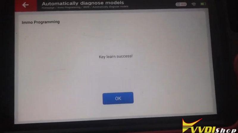 Xhorse Vvdi Key Tool Plus Adds Bmw 523i Cas4 1l15y Key Via Obd (11)