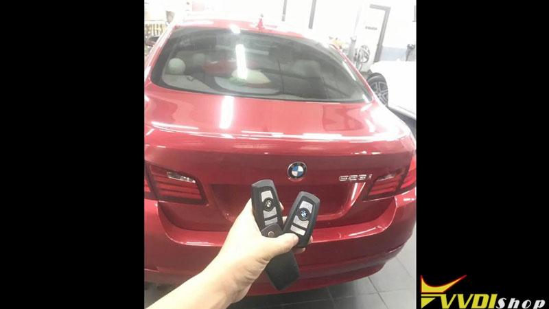 Xhorse Vvdi Key Tool Plus Adds Bmw 523i Cas4 1l15y Key Via Obd (12)