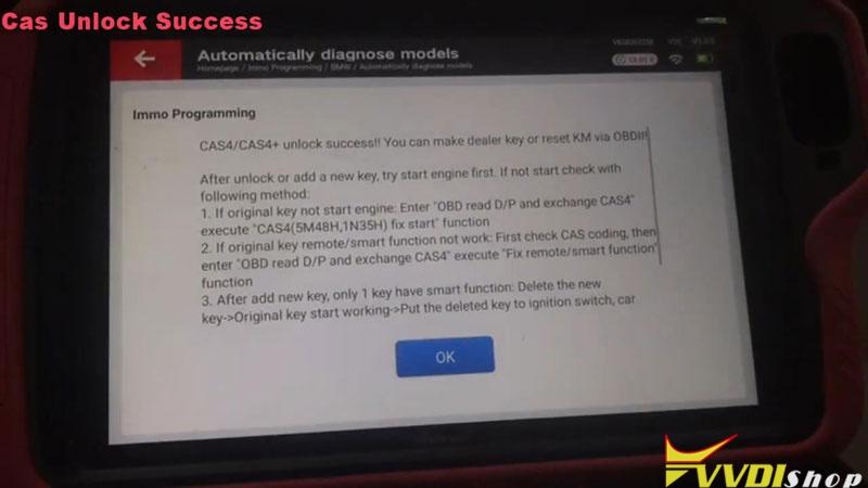 Xhorse Vvdi Key Tool Plus Adds Bmw 523i Cas4 1l15y Key Via Obd (7)