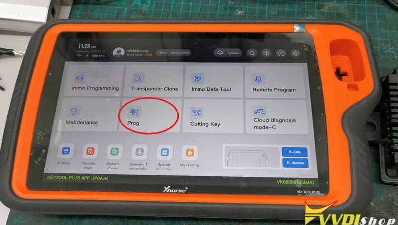 Xhorse Vvdi Key Tool Plus Repair Bmw Mini Frm Xeq384 Data (1)