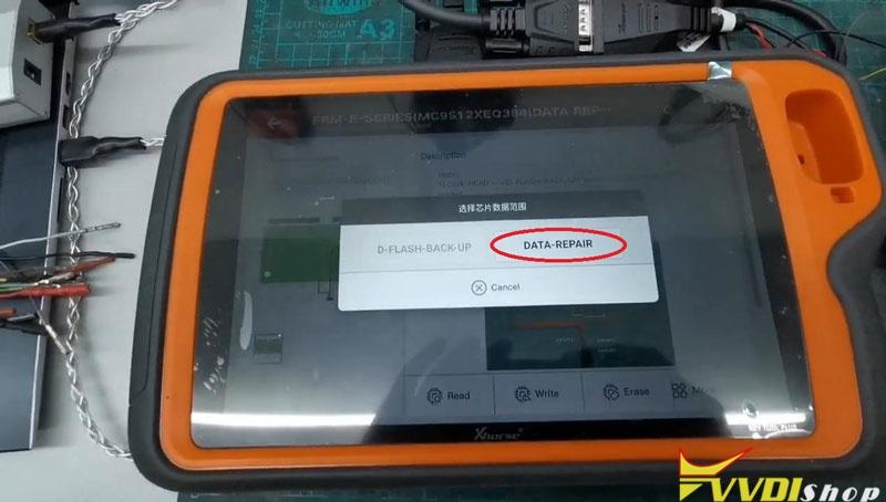 Xhorse Vvdi Key Tool Plus Repair Bmw Mini Frm Xeq384 Data (11)