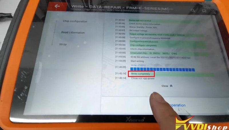 Xhorse Vvdi Key Tool Plus Repair Bmw Mini Frm Xeq384 Data (12)