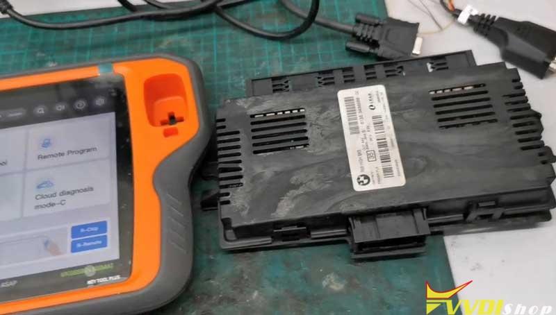 Xhorse Vvdi Key Tool Plus Repair Bmw Mini Frm Xeq384 Data (2)