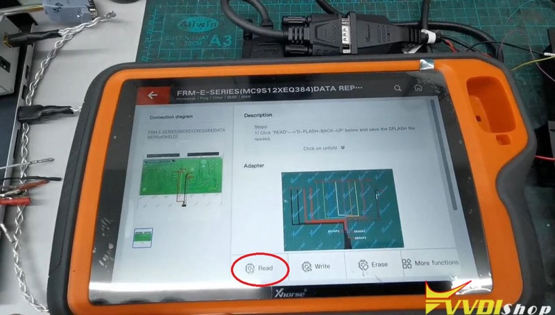 Xhorse Vvdi Key Tool Plus Repair Bmw Mini Frm Xeq384 Data (7)