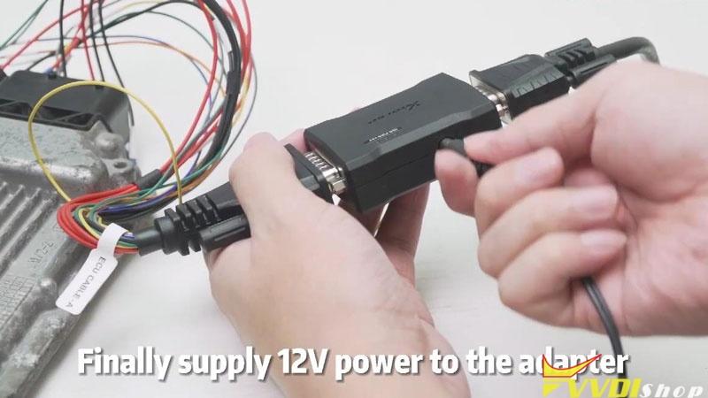 Xhorse Xdnp30 Bosh Ecu Adapter Works With Vvdi Key Tool Plus (4)