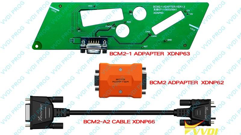 BCM2 1 ADAPTER VVDI
