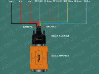 BCM2 A1CABLE Prog