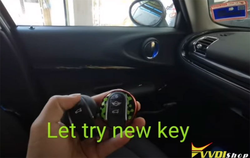 Vvdi Key Tool Plus Mini Cooper 2017 Bdc 19