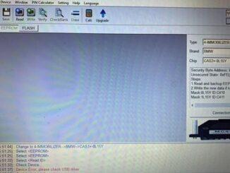 Vvdi Prog Device Error 2