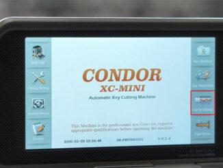 Xhorse Condor Xc Mini Plus Copy Toyota Toy41r Key (2)