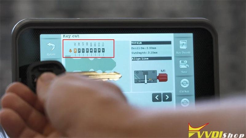Xhorse Condor Xc Mini Plus Copy Toyota Toy41r Key (8)