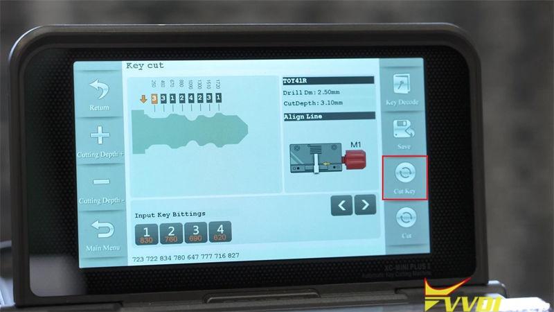 Xhorse Condor Xc Mini Plus Copy Toyota Toy41r Key (9)