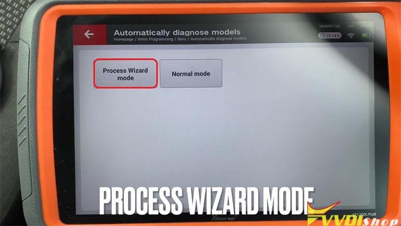 Xhorse Key Tool Plus Adds Benz Sprinter W906 2010 Key Success (4)