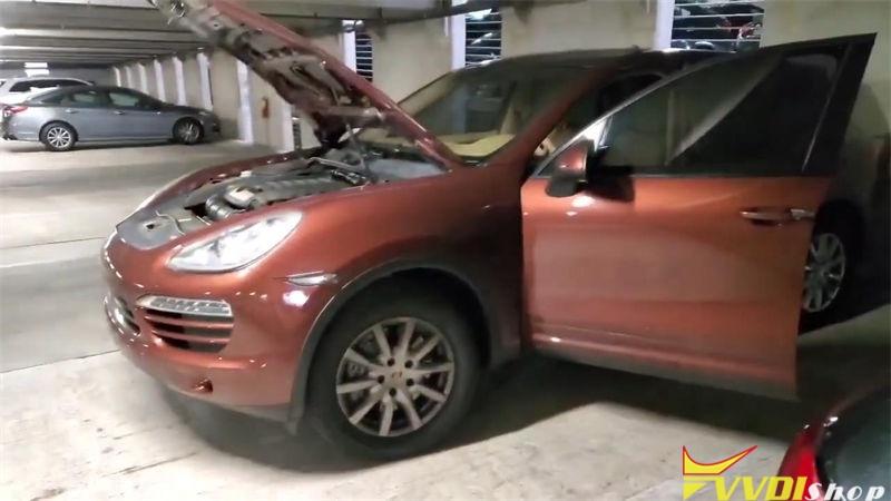 Xhorse Key Tool Plus Program 2011 Porsche Cayenne Akl No Soldering (1)