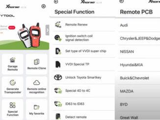 Xhorse Mini Key Tool Renew Nissan Smart Key 2