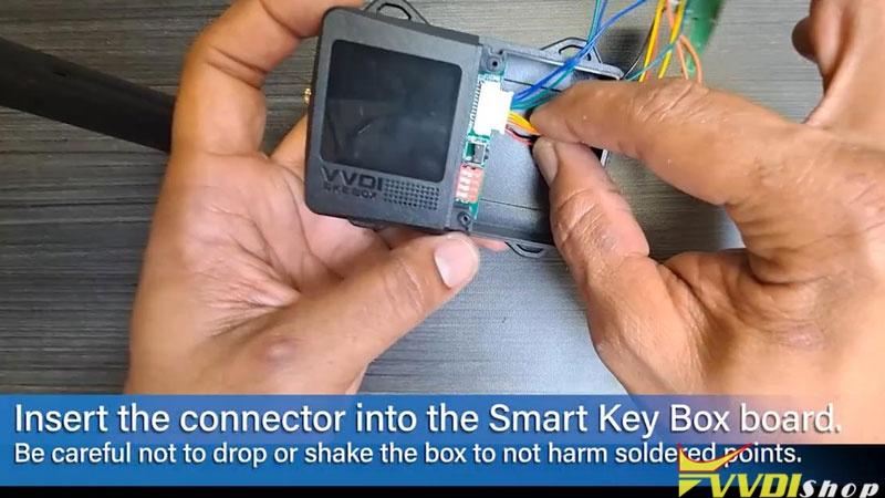 Xhorse Smart Key Box Adds Keylessgo On 2018 Mazda 3 Success (7)