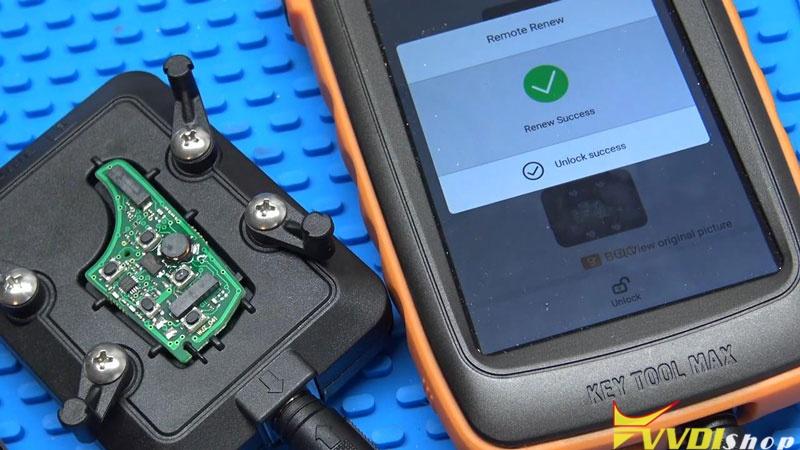 Xhorse Vvdi Key Tool Max Renew Adapters Unlock Gm Buick Chevy Key (6)