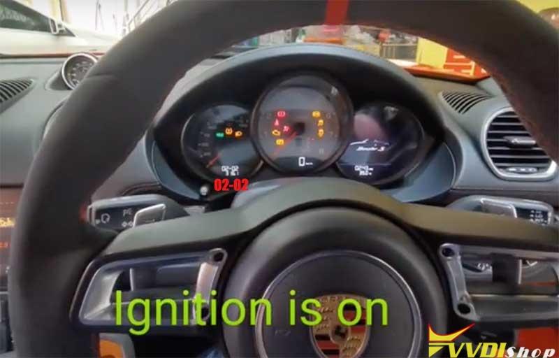 Xhorse Vvdi Key Tool Plus Porsche 718 Add Key 12