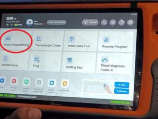 Xhorse Vvdi Key Tool Plus Program 2021 Ford Bronco Sport Akl Success (2)