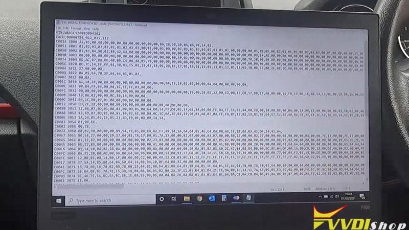 Xhorse Vvdi2 Backup Restore Bmw Fem Codes (4)