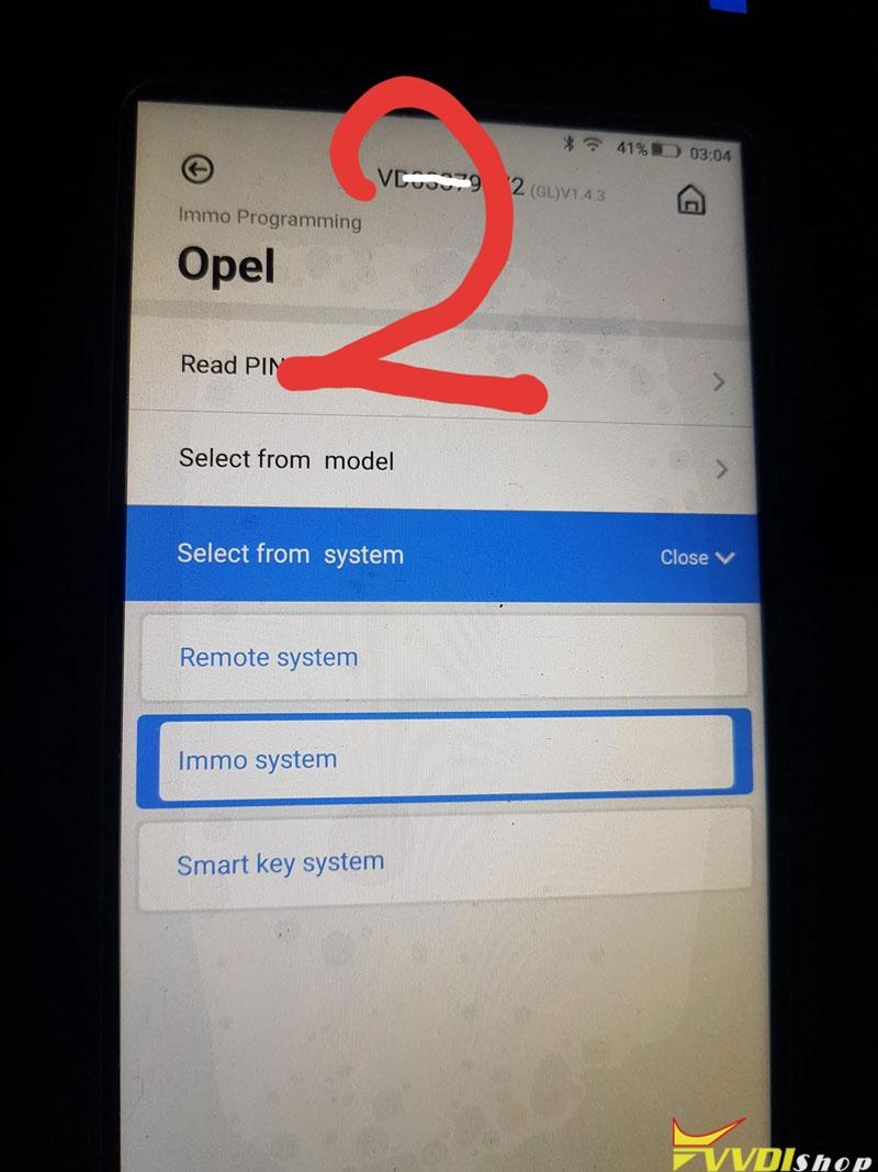 Opel Insignia Xhorse Super Remote 3