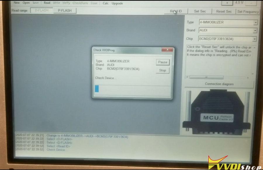 Xhorse Vvdi Prog Audi Bcm2 D70F3634 4